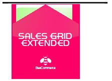 Módulo Sales Grid Extended